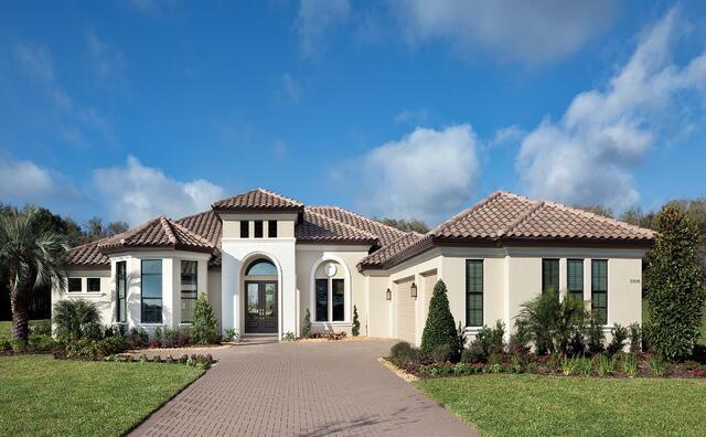 New construction homes in Orlando