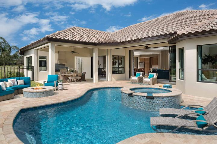 Luxury custom built homes for sale in Florida