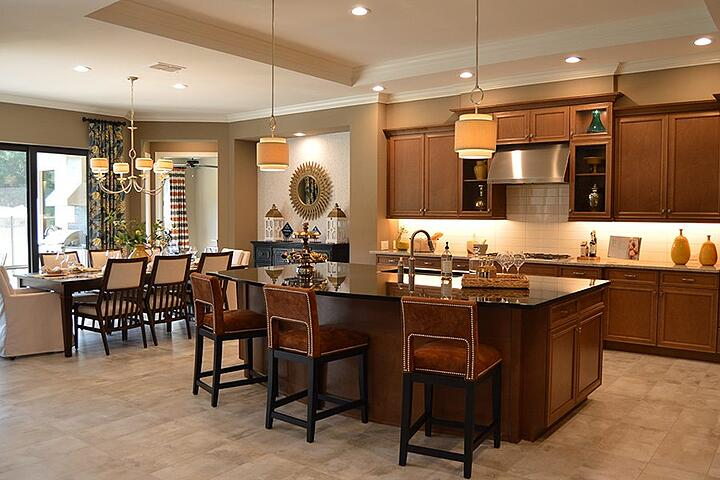 Luxury custom home builders in Florida at RedTail in Sorrento
