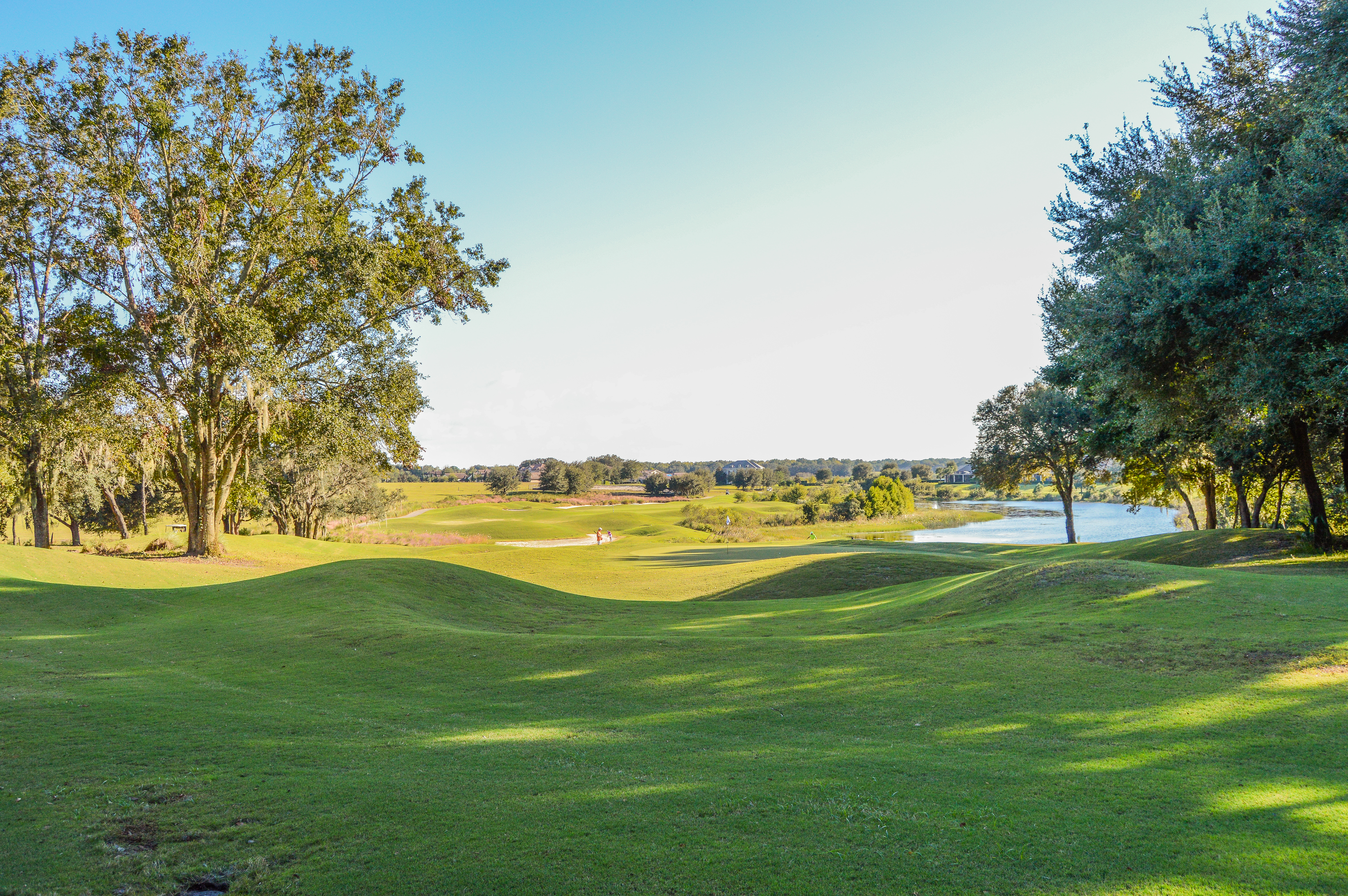 RedTail Luxury Golf Community in Florida - Golf Course