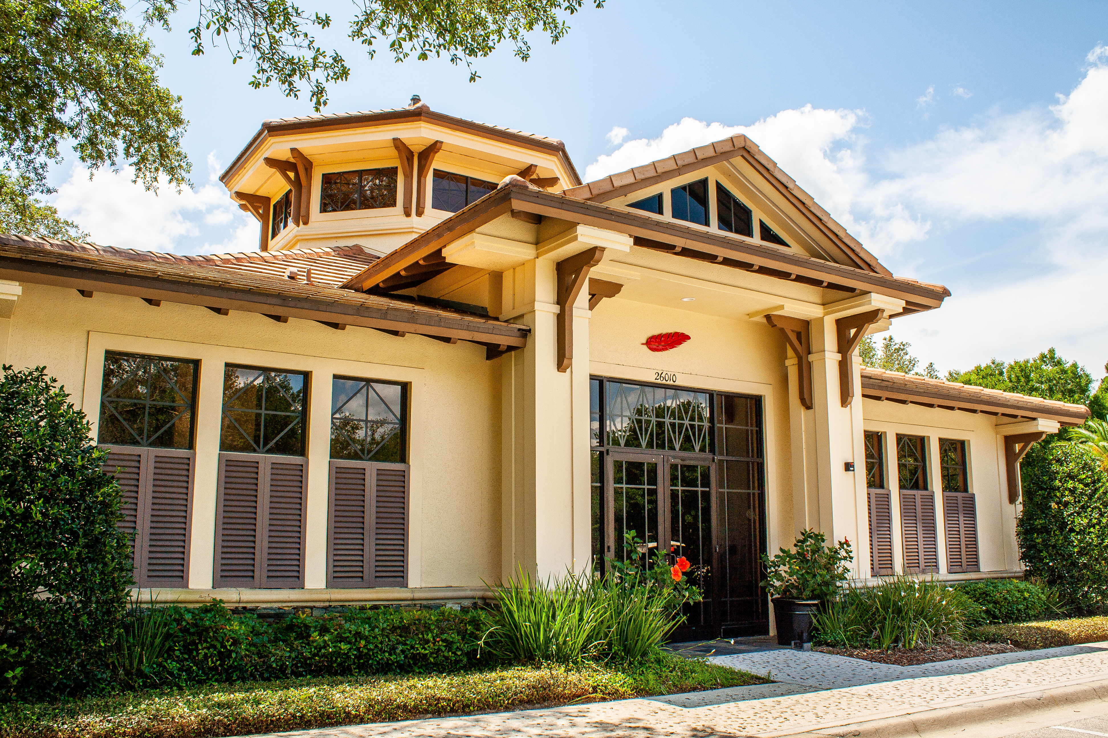 RedTail Luxury Golf Community in Florida - Pro Shop