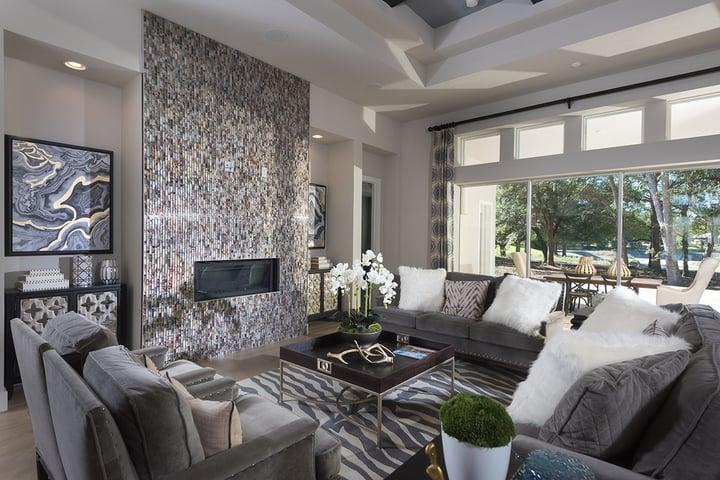Custom built luxury homes in Florida